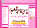 Boutique Animal Star