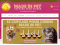 Cupcakes pour chiens Made In Pet