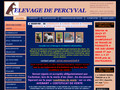 Elevage de Percyval